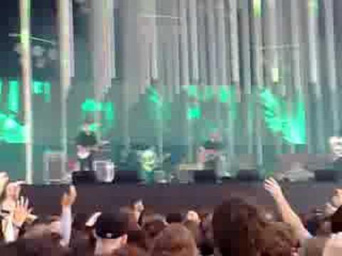 Radiohead Live Manchester LCCC 2008 (fake plastic tree's)