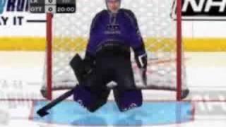 NHL 2K3 XBox - Gameplay part 1 of 3