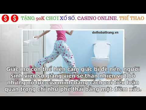 giải mã giấc mơ thấy nhà vệ sinh tại kqxsmb.info