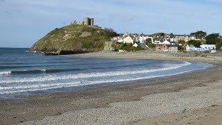 Moel Ednyfed Criccieth Country Coastal Walk Scenery - Gwynedd Walks - Tour Wales Walking Holidays UK
