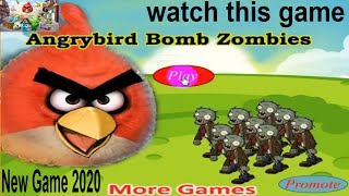 Angrybirds Bomb Zombies Top Games For Kids 2015