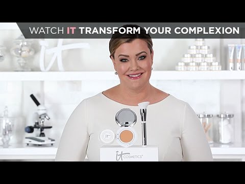 How To Use IT Cosmetics' Confidence in a Compact | Ulta Beauty