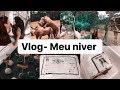 VLOG- NIVER ZOOPARQUE + FESTA SURPRESA DE YOUTUBE. MAISE FRANÇA 26/01/1996