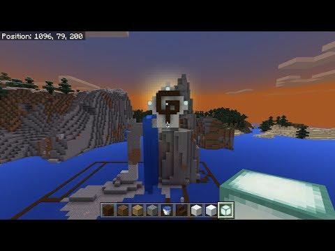 Minecraft Creative LP #2: HQ Gamers Planner