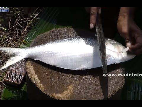#WORLD COSTLIEST & TASTIEST FISH RECIPE | PULASA PULUSU | ILISH FISH CURRY | FOOD AND TRAVEL