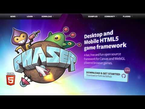 HTML 5 Game Dev - Engines And Libraries