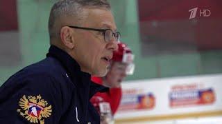 60 летие отмечает легенда хоккея и главный тренер молодежной сборной России Игорь Ларионов