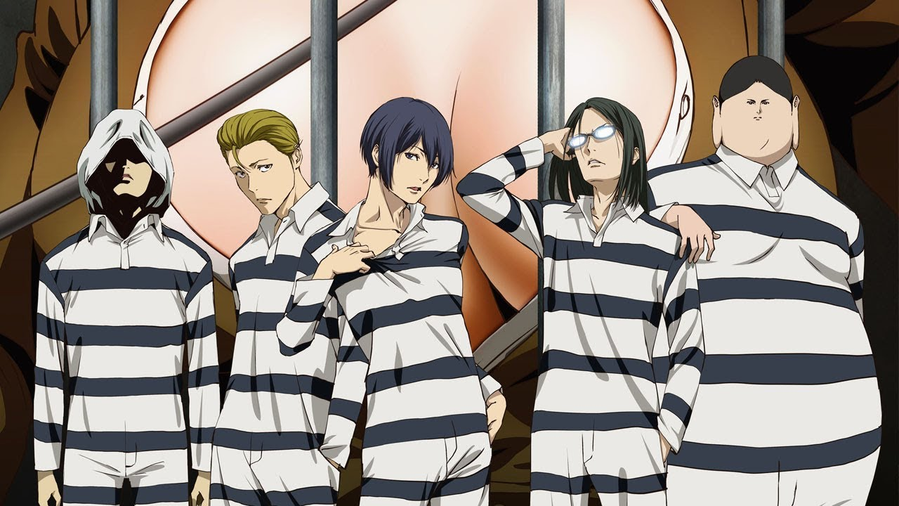 Prison school episode 1 english dub uncensored