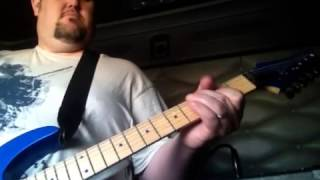 Ratt Heads I Win Tails You Lose Guitar Riff Cover