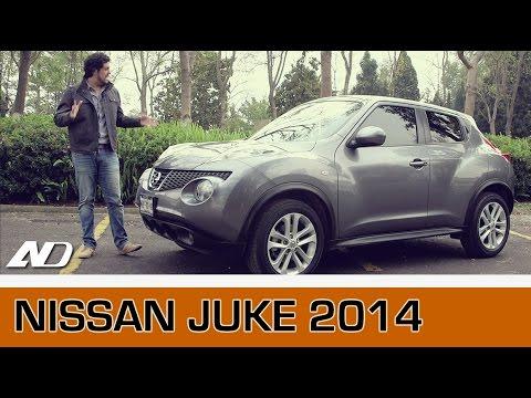 Nissan Juke 2014 - Una propuesta diferente