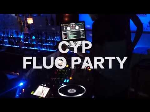 Crazy Young Party - Fluo Party 2015 LUXEMBOURG