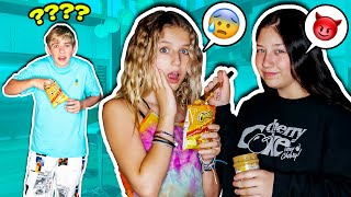 BEING MEAN To My SISTERS BOYFRIEND Emotional Reaction PRANK 😡 **HE GOT MAD**