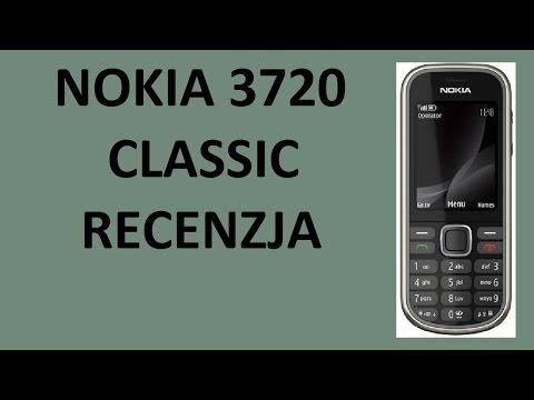 Nokia 3720 Classic RECENZJA TELEFONU