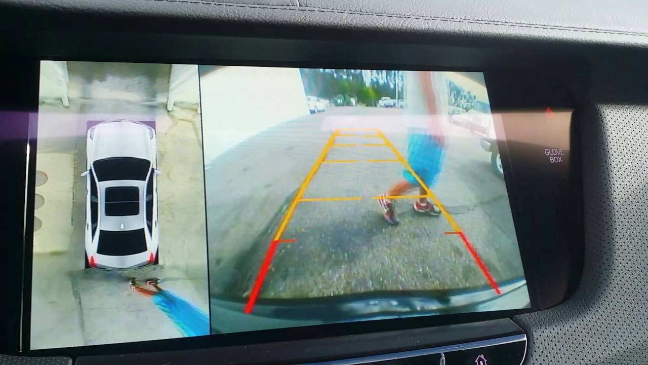 2016 Cadillac CT6 360° View Backup Camera - YouTube