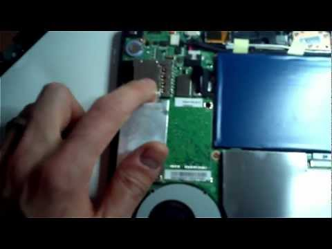 Acer w500 Take Apart Iconia Ram Upgrade Tab Tablet