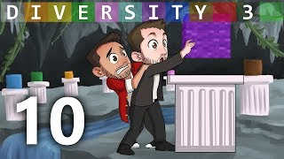 Minecraft CtM: Diversity 3 - Episode 10: FLY YOU FOOLS