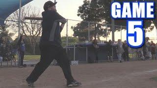 MY FIRST ON-SEASON LEAGUE HOME RUN!   On-Season Softball League   Game 5