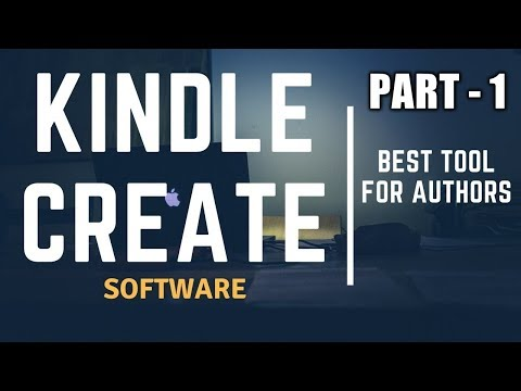 how-to-use-kindle-create-software-to-format-ebooks-(part-1)