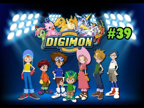 Let's Play - Digimon Adventure (English) - Episode 39