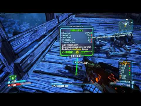 Borderlands 2 - Tiny Tina's Assault On Dragons Keep DLC (Gameplay/Commentary) [HD] Ep.18 |