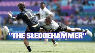 Eroni Sau / The Sledgehammer / The King (2017-2018 Highlights)