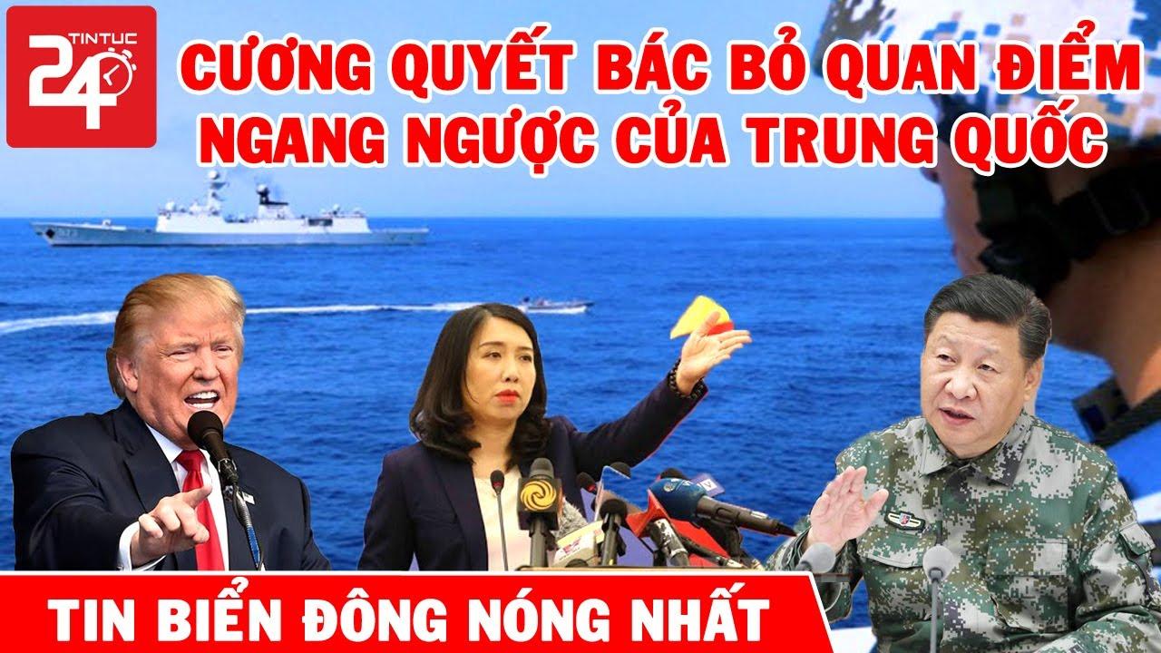 🔥Tin Biển Đông Nóng Nhất 03/10/2020: Việt Nam Cương Quyết Ba'c Bỏ Quan Điểm Của Trung Quốc Ở BĐ
