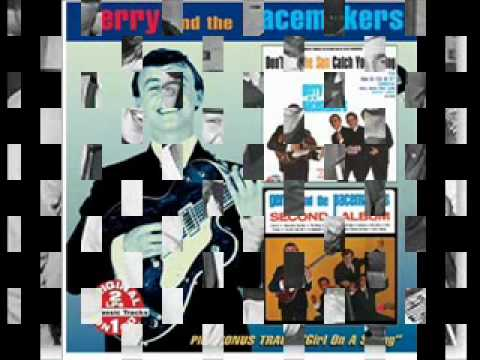 Gerry  and the pacemakers I Like It And Girl On A Swing.wmv