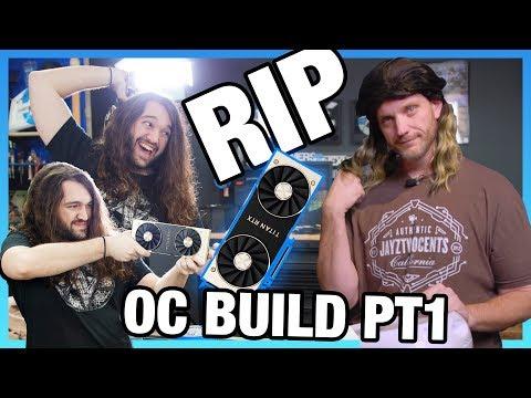 Building GN's Insane RIPJAY Overclock Rig, Pt. 1