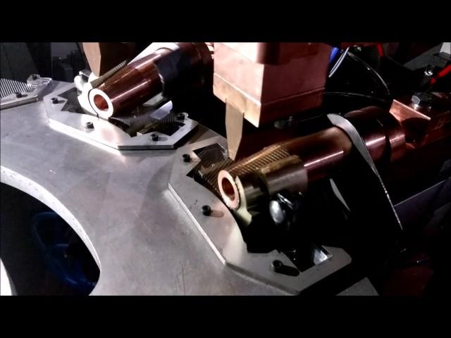 Sağlam Makina - İşe Özel Filtre Punta Kaynak Makinesi