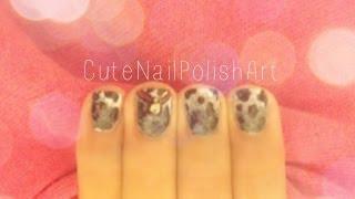 101 Dalmatians Nails | Cutenailpolishart