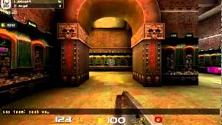Games to Play on Your Netbook: Quake Live