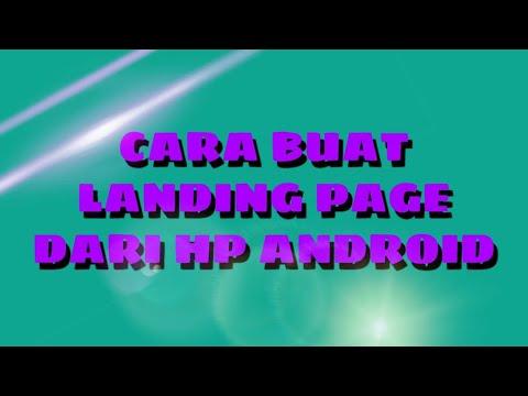 cara-membuat-landing-page-dari-hp-android