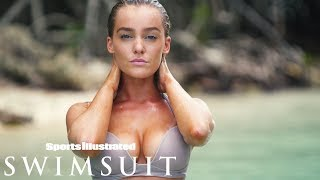 Georgia Gibbs Heats Things Up in Aruba | INTIMATES | Sports Illustrated Swimsuit