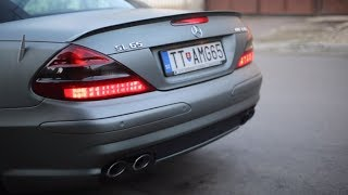 Mercedes S65, SL65, CL65 AMG Compilation