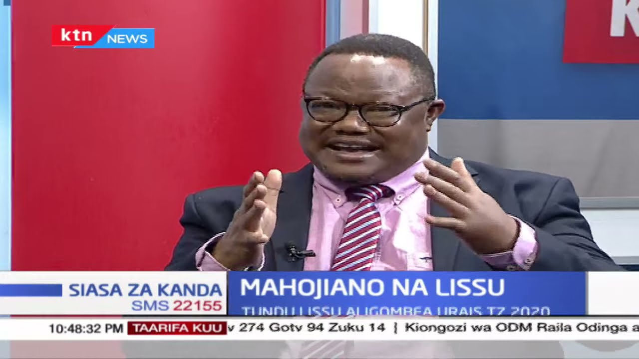 Download Siasa Za Kanda: Mahojiano ya ana kwa ana na mwanasiasa wa upinzani Tanzania Tundu Lissu