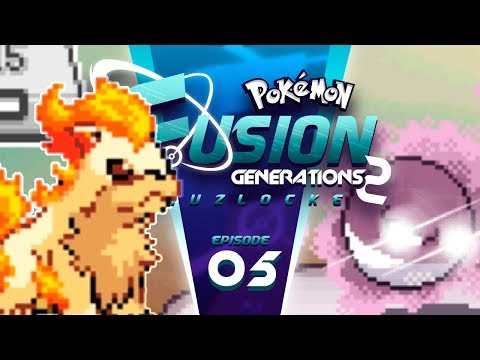 I NEED HIM! - Pokémon Fusion Generations 2 Nuzlocke Part 5!