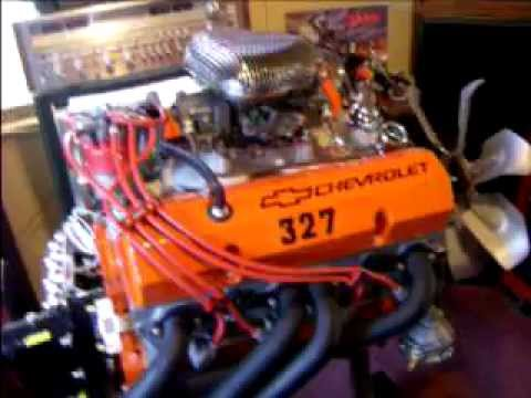 POWER STEERING BRACKETS AND PUMP 327 CHEVY  YouTube