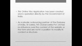 Sri Lanka Visa Online