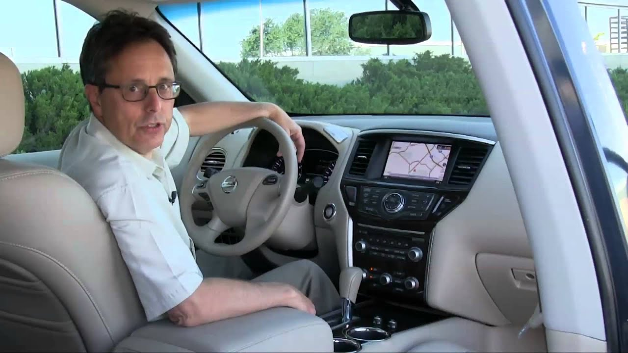 2014 Nissan Pathfinder Youtube
