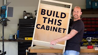 Cabinet Making for Beginners   First Attempt