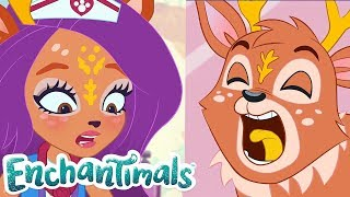 Enchantimals 💜LIVE! 💜Tales from Everwilde! 💜 Full Episodes | Cartoons For Kids
