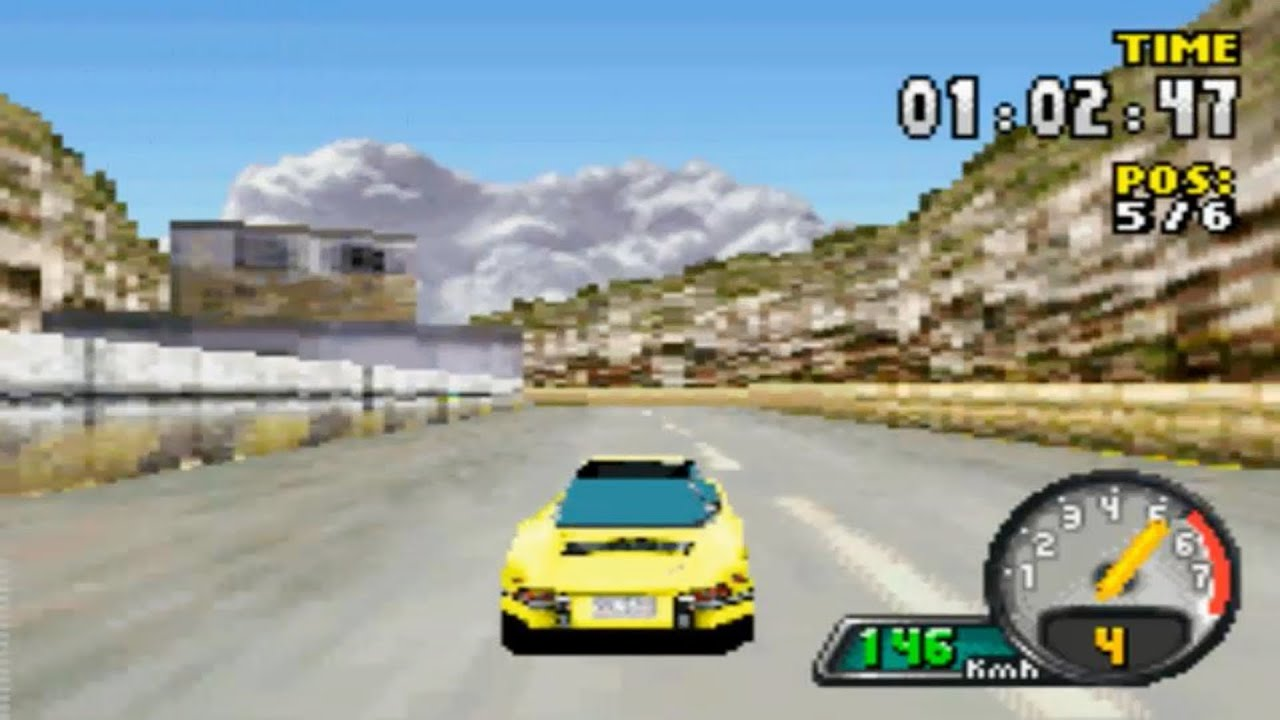 need for speed porsche unleashed gameboy advance gameplay youtube. Black Bedroom Furniture Sets. Home Design Ideas