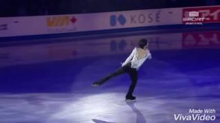 YURI ON ICE 愛について―Agape― Yuzuru Hanyu 2016 SCI EX