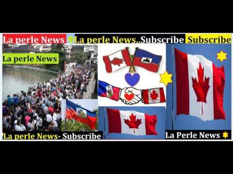 Haiti Sove. Canada Ouvri Pòt Pou Haitien. Men Tout Kondisyon Pou Haitien antre Canada