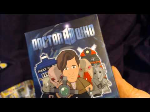 Boogie Buys - GEEK HAUL - Dr Who Blind Box Figure, Marvel Blind Box, Magnets, Bertie Bots Beans!