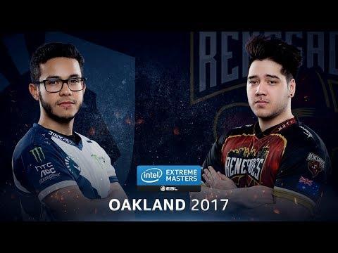 CS:GO - Team Liquid vs. Renegades [Cache] - Group B Round 1 - IEM Oakland 2017