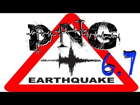 6.7 Earthquake rocks PNG Papua New Guinea AGAIN... D E V A S T A T I N G