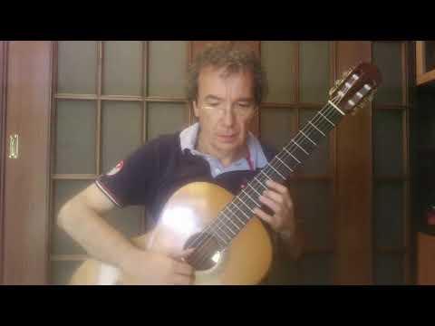 Music Box Dancer (Classical Guitar Arrangement by Giuseppe Torrisi)