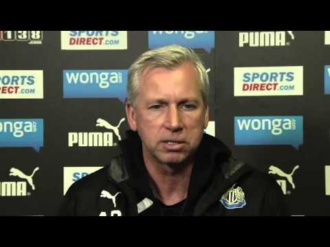 Alan Pardew targets four summer signings at Newcastle United
