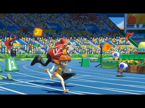 Heroes Showdown  - Mario and Sonic  Mario and Sonic at The Rio 2016 Olympic Games #3